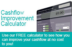 Use our Cashflow Improvement Calculator